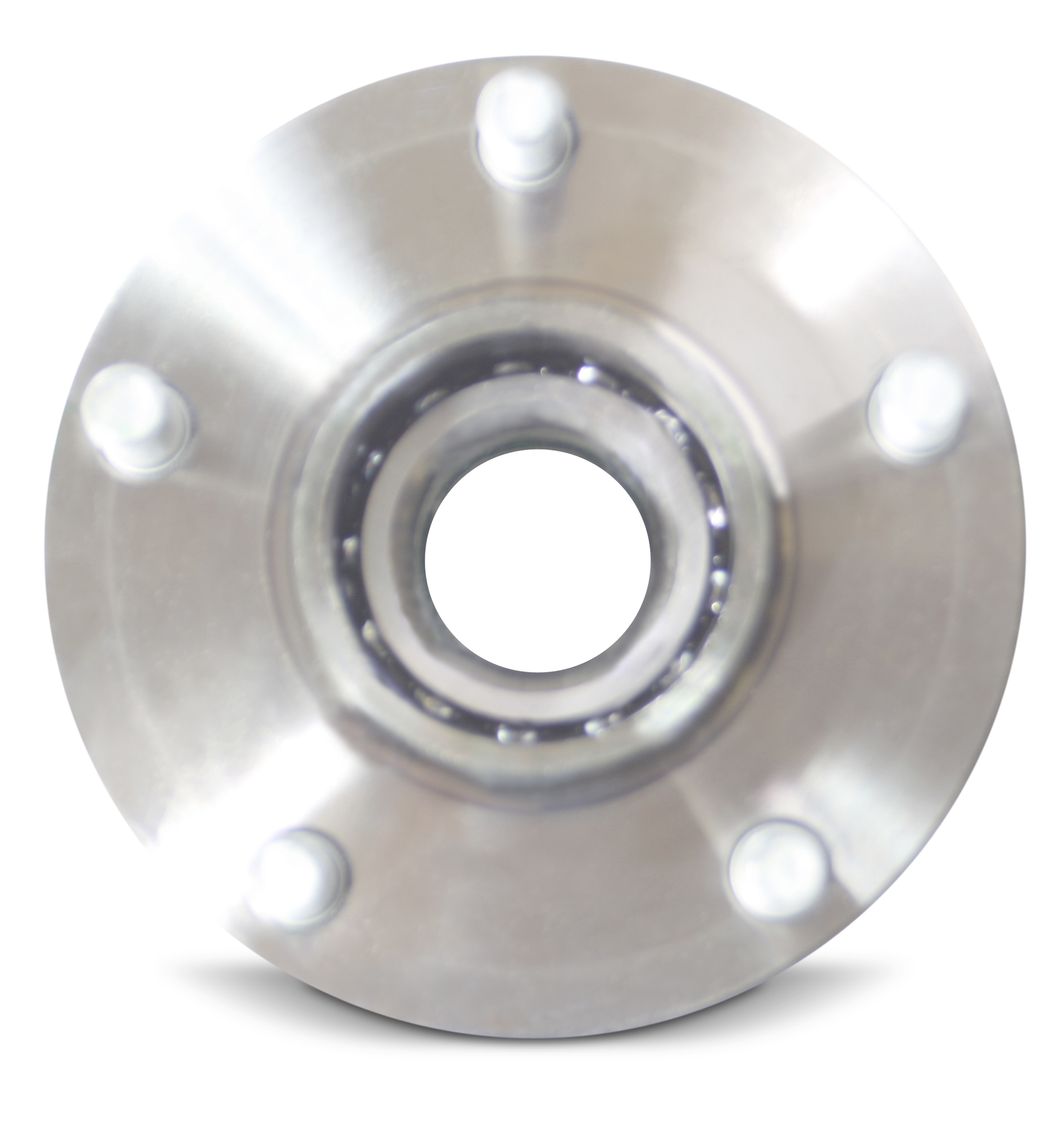 Front Single 4 to 5 Lug Wheel Conversion Hub for 1995-1999 Nissan 240SX S14